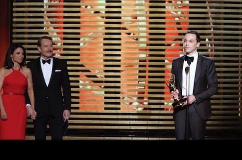 Jim Parsons vince come migliore attore in una comedy