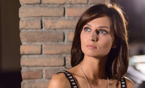 Anna Safroncik in Il Restauratore 2