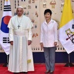 Papa Francesco in Corea
