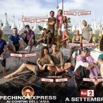 Cast Pechino Express 2014