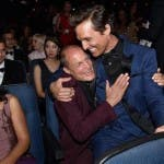 Woody Harrelson e Matthhew McConaughey