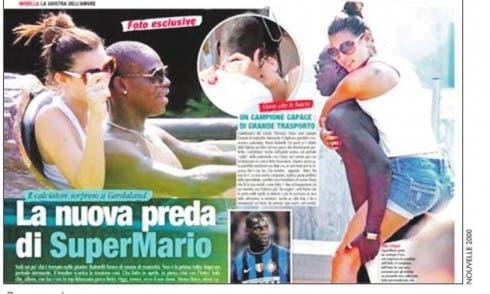 Dayane Mello - ex di Mario Balotelli