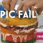 Bake Off 2 - Il disastro della Rainbow Cake