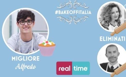 BAKE OFF ITALIA 2: IL DISASTRO DELLA RAINBOW CAKE. ESCONO ANNAMARIA E STEFANO, IL PICCOLO ALFREDO E' IL MIGLIORE DELLA TERZA PUNTATA