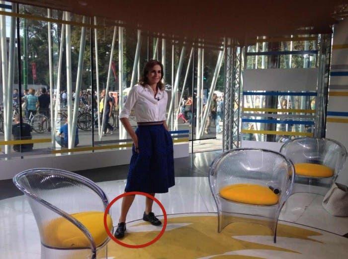 Cristina Parodi - Vita in Diretta a Milano