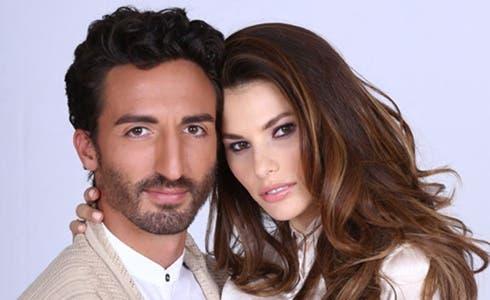 Dayane Mello e Samuel Peron