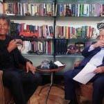 Fiorello e Maurizio Costanzo