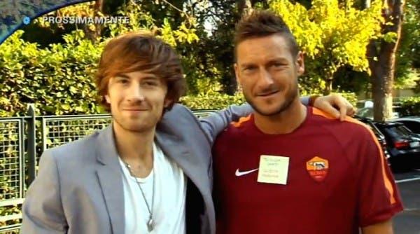 Francesco Totti - Tu si que vales