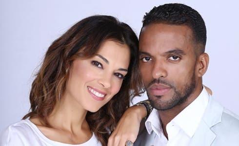 Giorgia Surina e Maykel Fonts