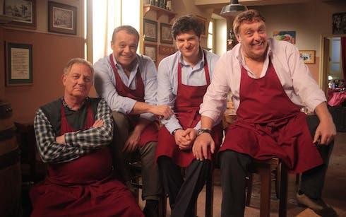 ASCOLTI TV DI MARTEDI 16 SETTEMBRE 2014: BALLARO' ESORDISCE ALL'11.8%, FLORIS SI FERMA AL 3.47%. IN CALO I CESARONI (16.1%)