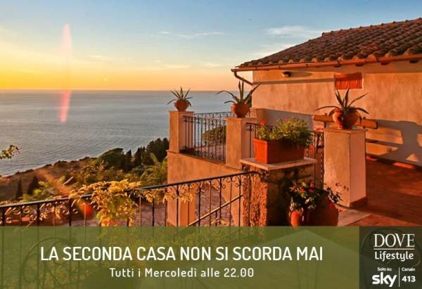 Programmi la seconda casa non si scorda mai for Seconda casa