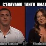 Le Iene - Nicole Minetti - Claudio D'alessio