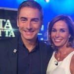 Marco Liorni e Cristina Parodi ascolti tv