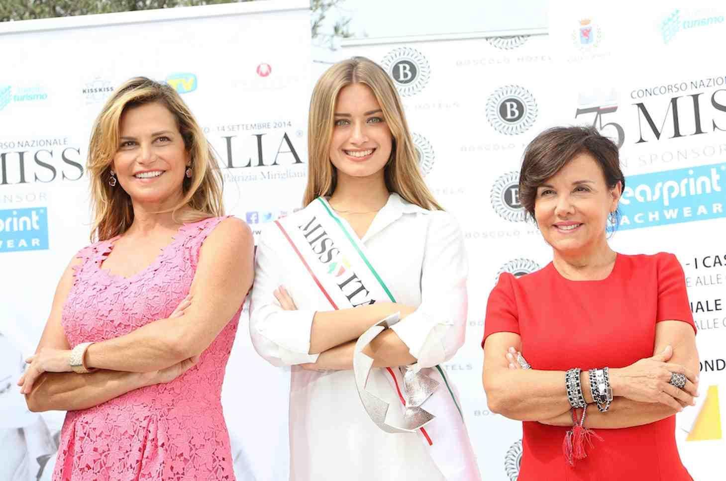Miss Italia 2014 - Ventura - Arena - Mirigliani