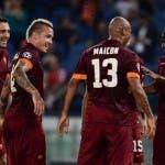 Roma - CSKA Mosca (Facebook)