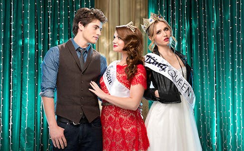 Faking it - Liam, Karma and Amy