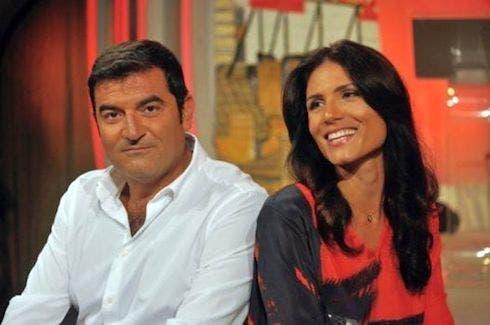 Max Giusti e Gioia Marzocchi