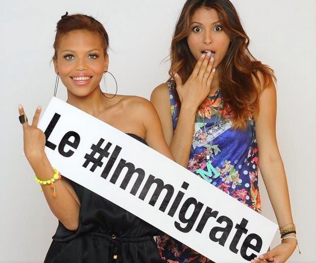 Romina Giamminelli e Mariana Rodriguez - Le Immigrate di Pechino Express 2014