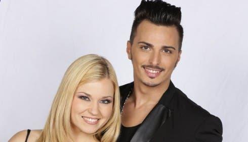 Ballando con le Stelle 2014 - Anastasia Kuzmina e Tony Colombo