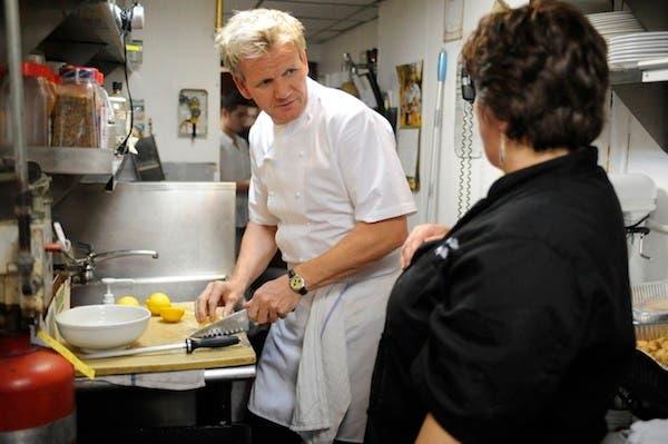 Cucine da Incubo 7