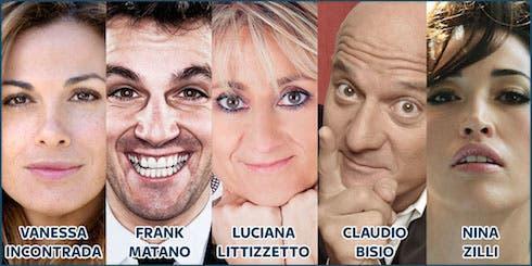 DM LIVE24: 31 OTTOBRE 2014. AL VIA ITALIA'S GOT TALENT CON LE AUDIZIONI DI ROMA