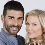 Simone Di Pasquale e Katherine Kelly Lang