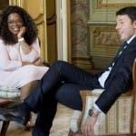 Matteo Renzi, Oprah Winfrey