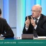 Omnibus, Paolo Sisto saluta la mamma