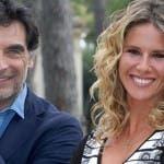 Tiberio Timperi e Ingrid Muccitelli