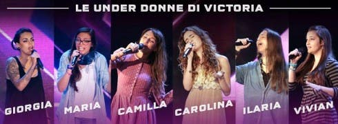 XF8 Under Donna Victoria Cabello