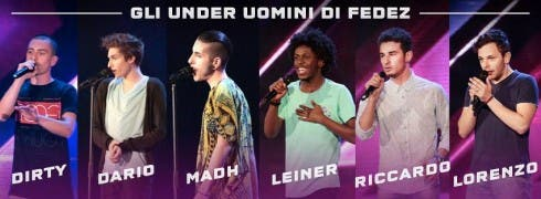 XF8 Under Uomo Fedez