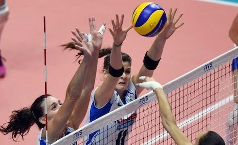 Mondiale Volley 2014, Italia - Cina su Rai2