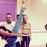 Simona Ventura a Ballando con le stelle 10