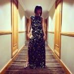 Alessandra Amoroso pronta per il red carpet