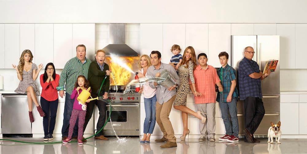 Modern Family - Fox Comedy - 2