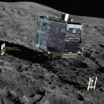 Philae sulka cometa