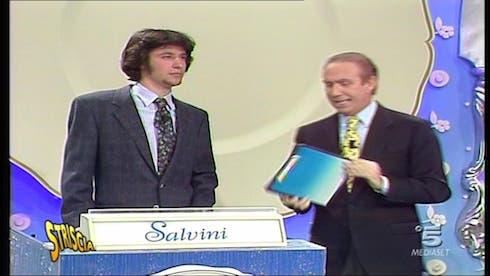 Salvini - Pranzo è Servito