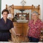 Simonetta Agnello Hornby con sua sorella Chiara_ Il pranzo di Mosè