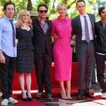 The Big Bang Theory Kaley-Cuoco-Hollywood-Walk-Of-Fame