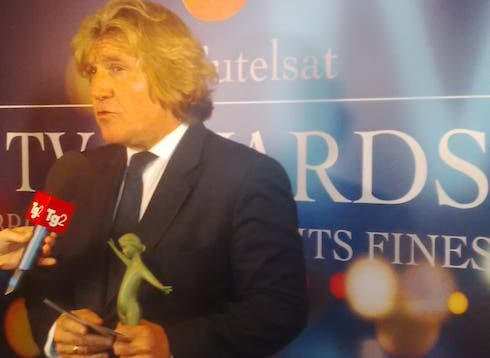 Eutelsat Tv Awards - Massimo Liofredi