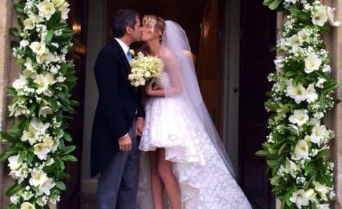 Alessia Marcuzzi - matrimonio