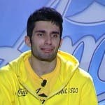 Francesco Bax lascia Amici 14