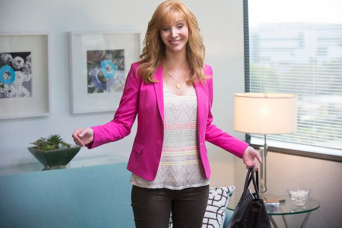 Lisa Kudrow - The Comeback