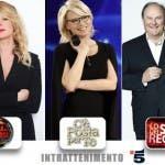 Canale 5 - Febbraio/Marzo 2015