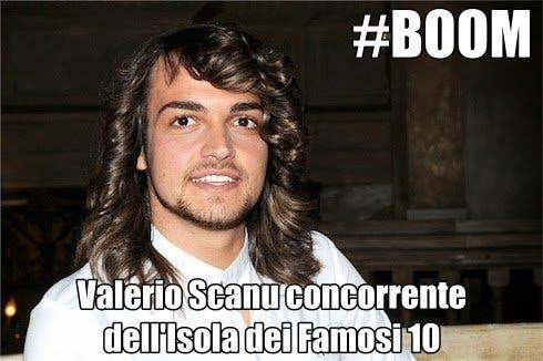 Valerio Scanu - Isola dei Famosi 10