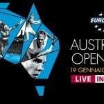 Australian Open 2015 su Eurosport