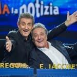 Ezio Greggio, Enzo Iacchetti