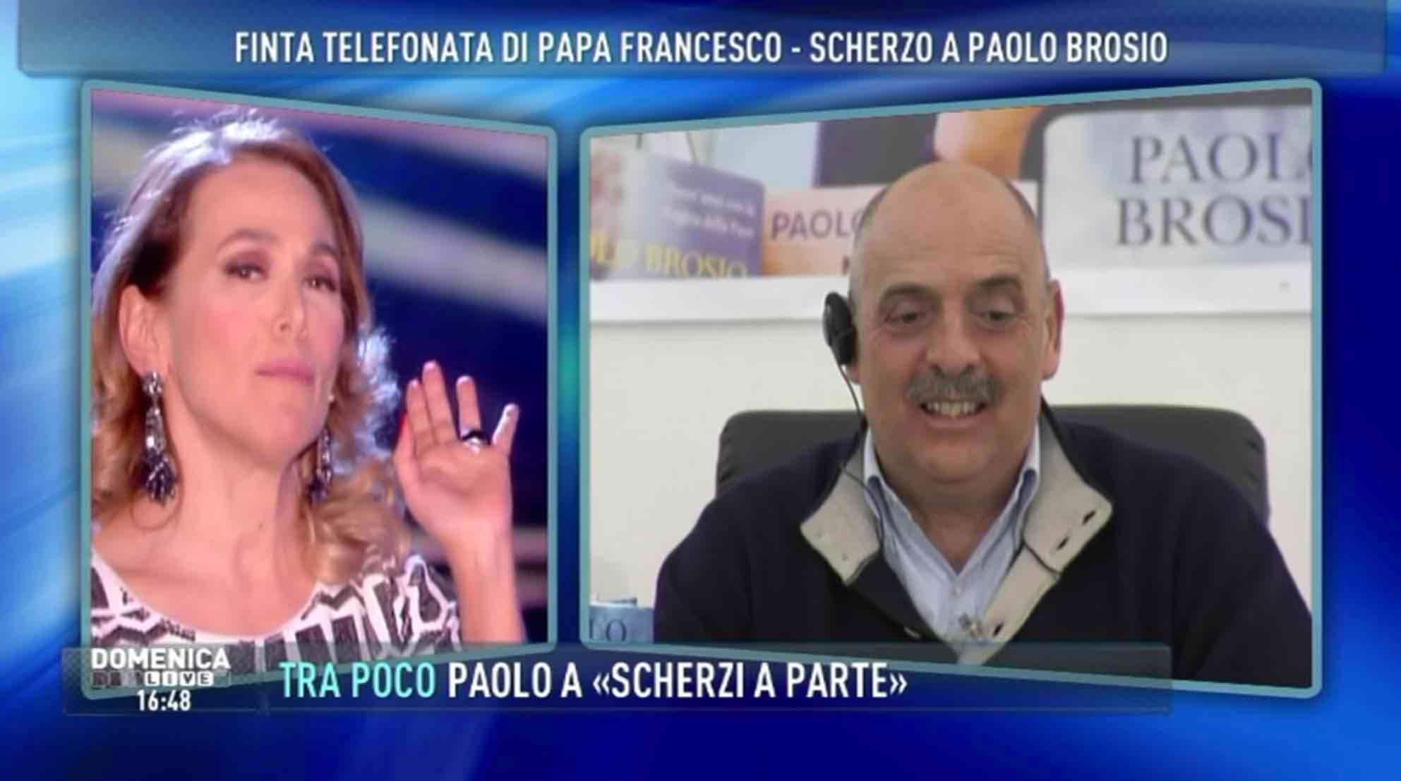 Paolo Brosio - Domenica Live