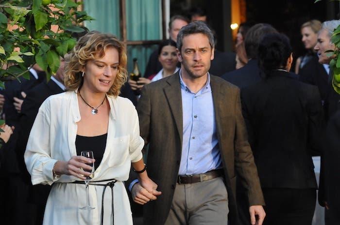 Solo per Amore - Antonia Liskova e Massimo Poggio