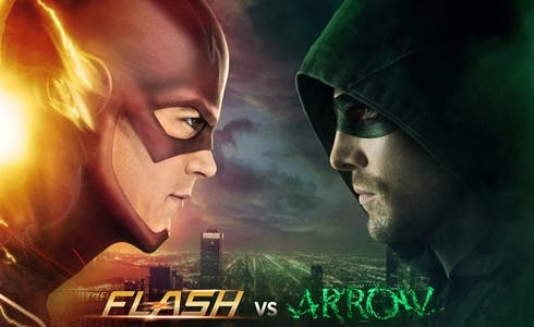 The Flash - Arrow